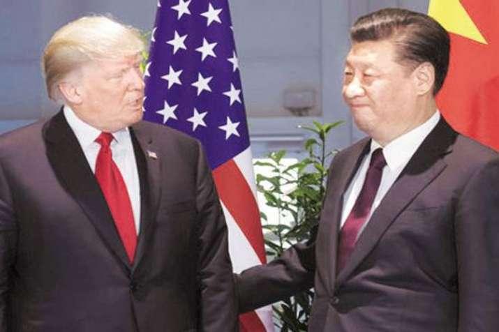 United States sets up UN clash with China over bid to blacklist JeM chief Masood Azhar   AP File- India TV