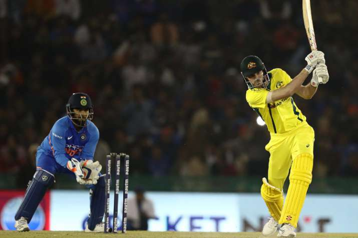 IPL 2019 Ashton Turner Became the First Player in the world who out on a duck in five consecutive t2- India TV