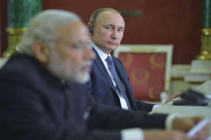 India Russia - India TV