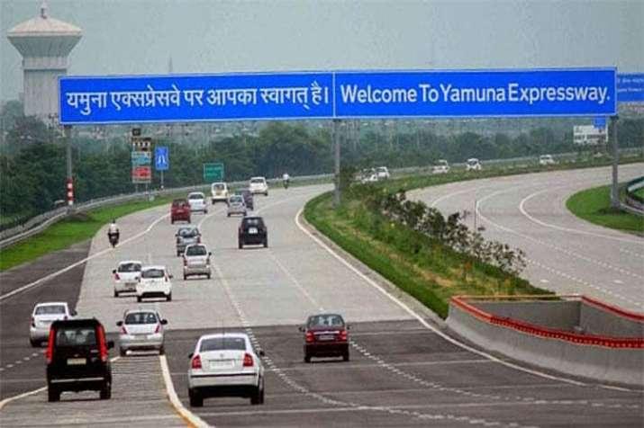 Yamuna Expressway- India TV
