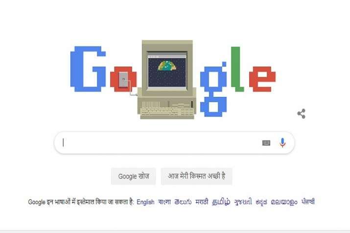 Google Doodle- India TV