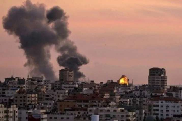 Rockets hit Israel from Gaza Strip- India TV