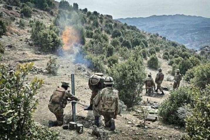Ceasefire Pakistan- India TV