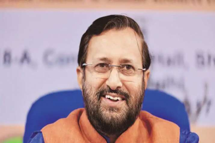 Prakash Javadekar- India TV