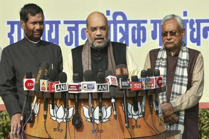 NDA Bihar- India TV