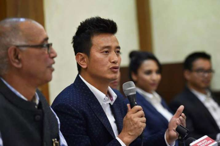 Baichung Bhutia- India TV