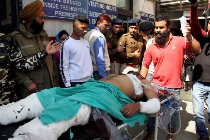 Jammu Blast- India TV