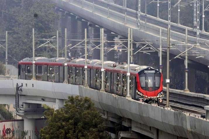 Lucknow Metro- India TV