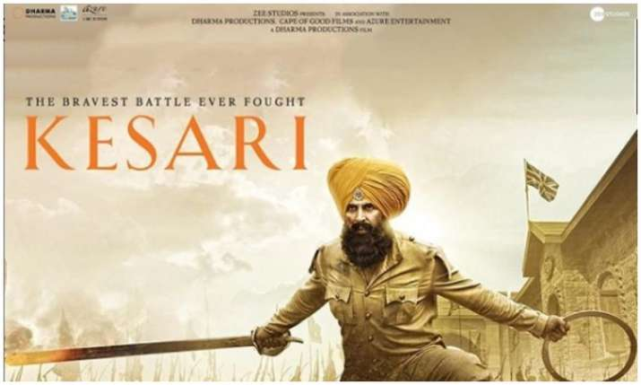 Box office collection of kesari- India TV