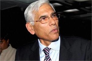 S Sreesanth's life ban issue will be taken up at CoA meeting: Vinod Rai- India TV