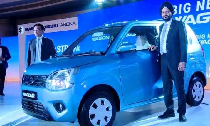 WagonR S-CNG- India TV Paisa