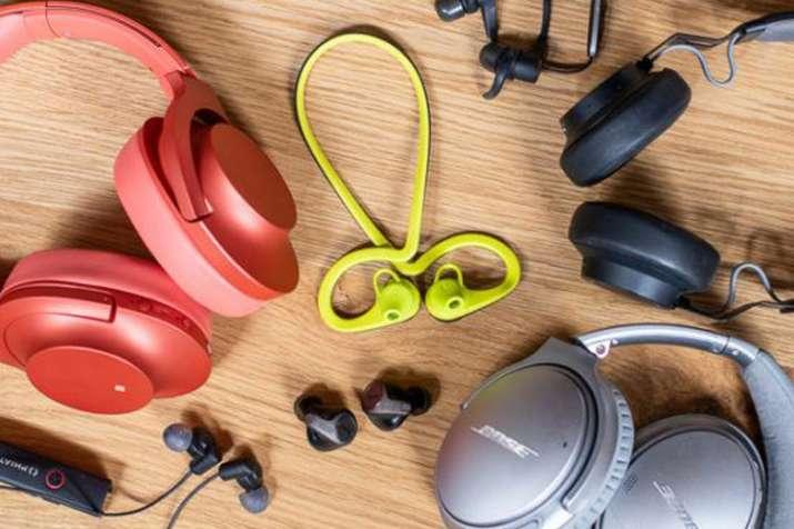 wireless headphone- India TV
