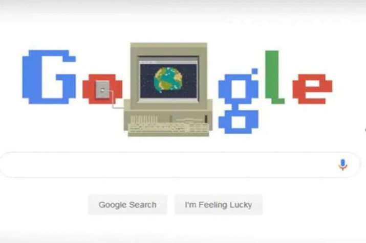 Google celebrates 30th Anniversary of World Wide Web with a Doodle, check out- India TV Paisa