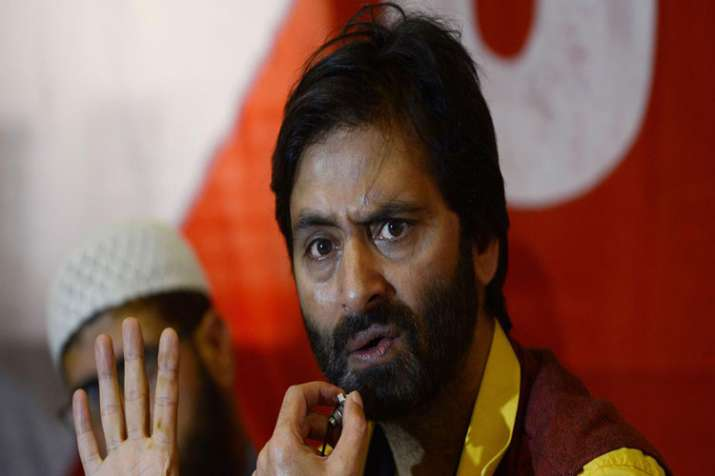Yasin Malik-led JKLF banned under anti-terror law- India TV