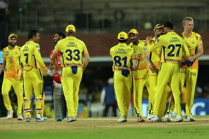 Sarfaraz, Rahul fifties in vain as Chennai beat Punjab by 22 runs- India TV