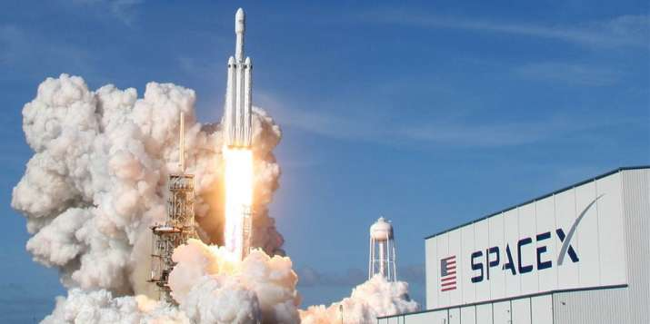 SpaceX- India TV