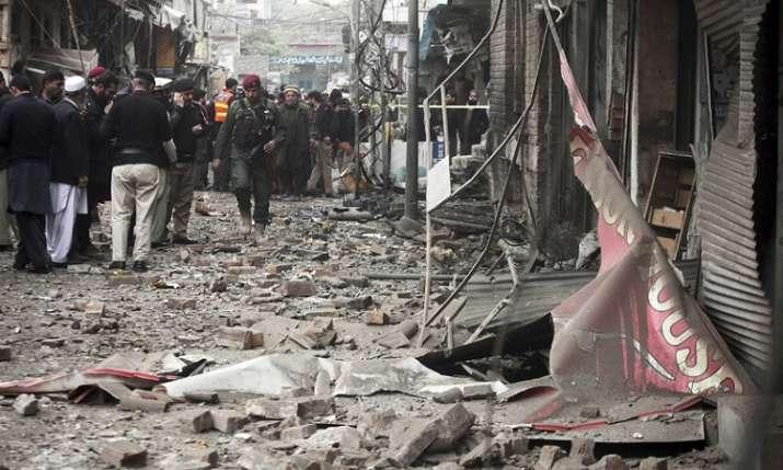 bomb blast- India TV