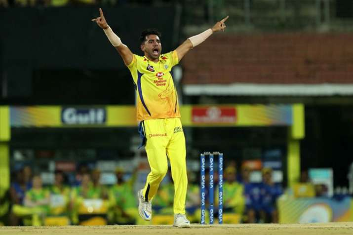 Learned a lot from MS Dhoni while playing Table Tennis with him: Man of the Match Deepak Chahar- India TV