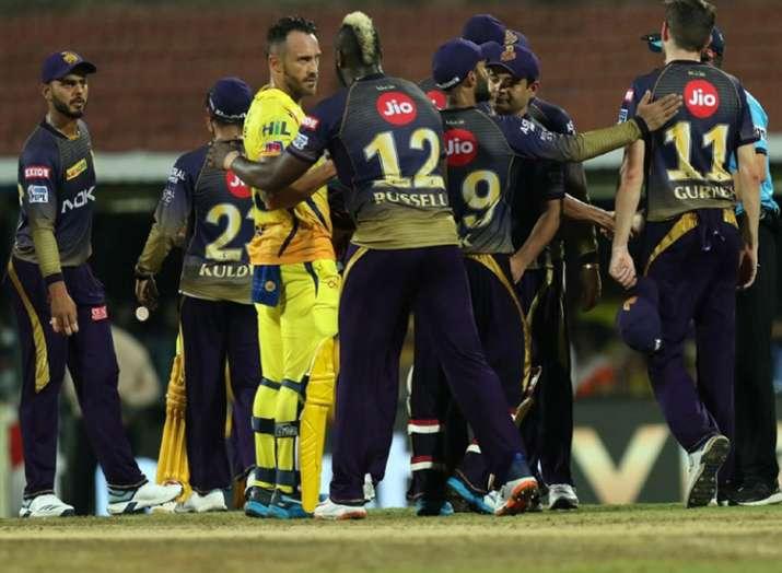 IPL 2019, CSK vs KKR: Chennai Super Kings Beat Kolkata knight Riders By 7 Wickets- India TV