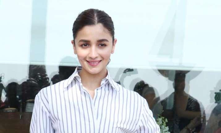 Alia Bhatt- India TV