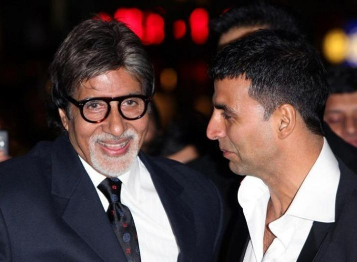 Amitabh bachchan and akshay kumar- India TV