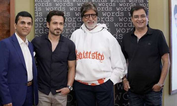 Amitabh Bachchan, Emraan Hashmi to share screen space for first time- India TV