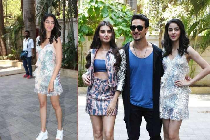 Ananya Pandey, tiger shroof, tara- India TV