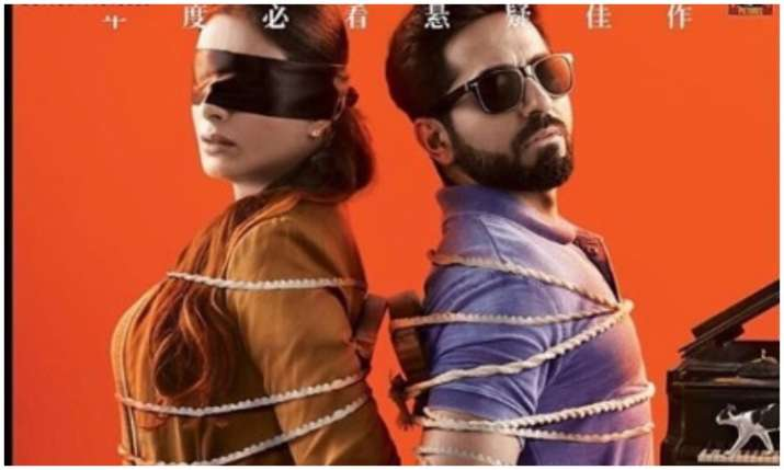 Ayushmann khurana's message for his chinese fans- India TV