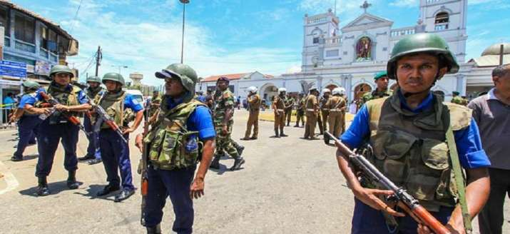 Islamic State (ISIS) claims responsibility for Sri Lanka bombings through its Amaq news agency- India TV