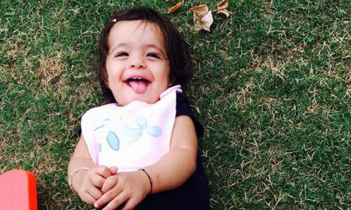 Ayushmann Khurrana and Tahira Kashyap wishe daughter Varushka on her 5th birthday- India TV