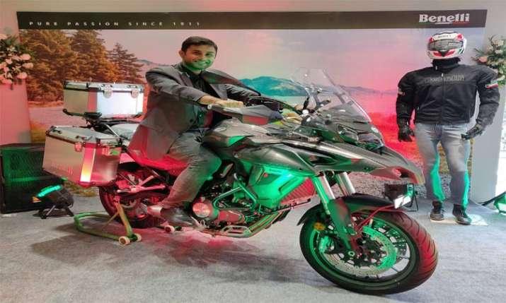 Benelli Launches New Showroom in Noida- India TV Paisa