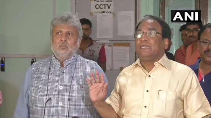 BJP complaint against TMC- India TV