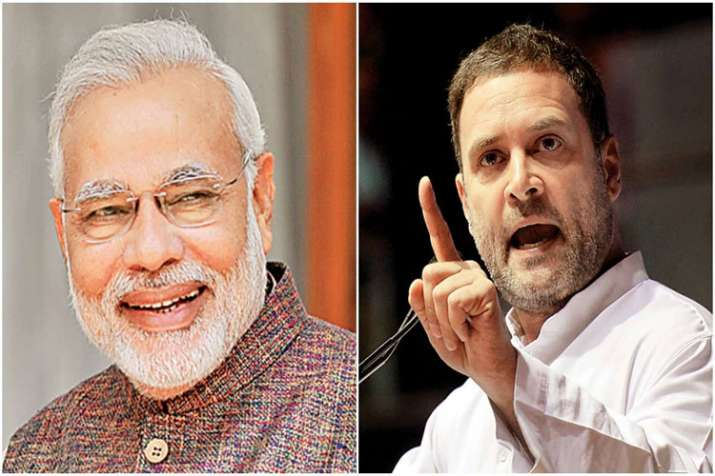 First time BJP contesting more seats over Congress in Lok Sabha Elections- India TV