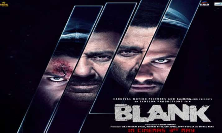 Blank Trailer OUT- India TV