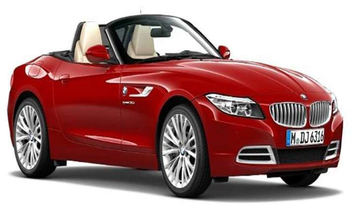 BMW Z4 Roadester- India TV Paisa