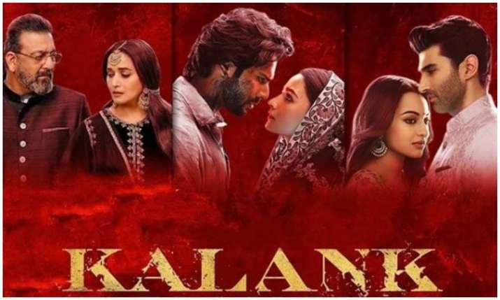 Box Office prediction of Kalank- India TV