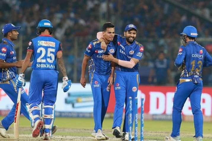IPL 2019, DC vs MI: पांड्या ब्रदर्स का ऑलराउंड प्रदर्शन, मुंबई इंडियंस ने रोका दिल्ली कैपिटल्स का वि- India TV