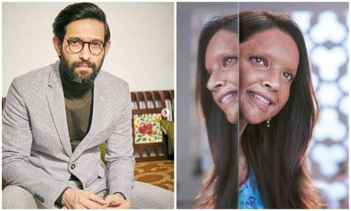 Vikrant massey and deepika padukone- India TV