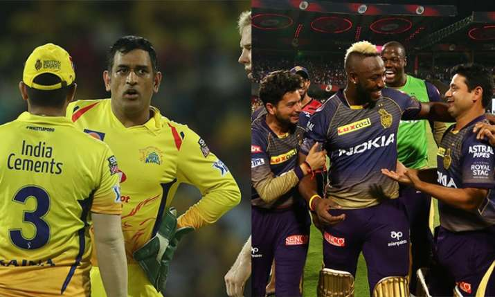 Image result for csk vs kkr