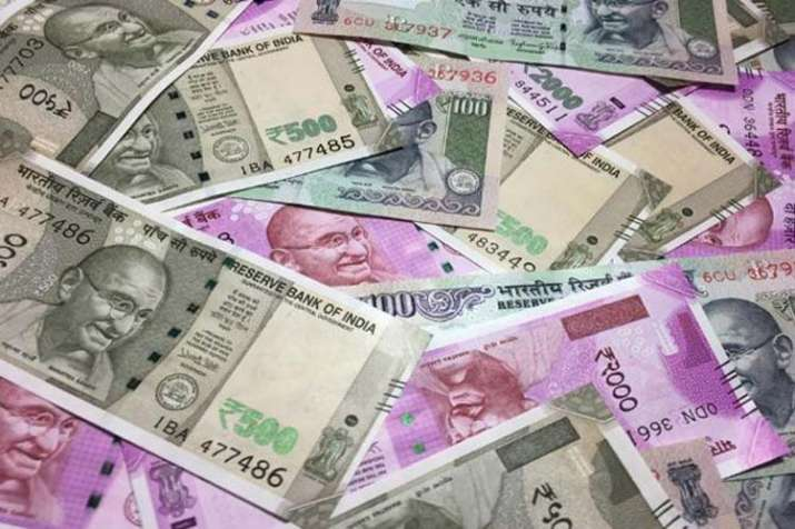 Currency Seized- India TV