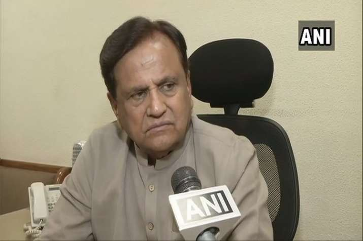 Congress leader Ahmed Patel- India TV