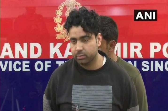 Pakistani terrorist of Lashkar e Taiba arrested in...- India TV