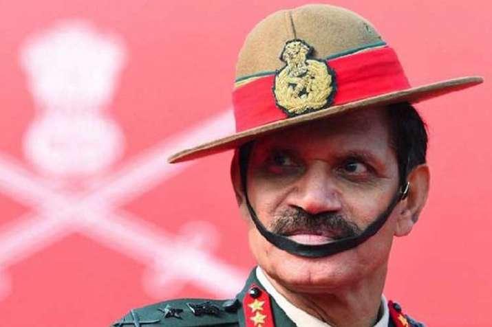 Retired Gen Dalbir Singh Suhag- India TV