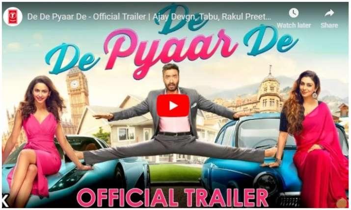De De pyaar de trailer- India TV