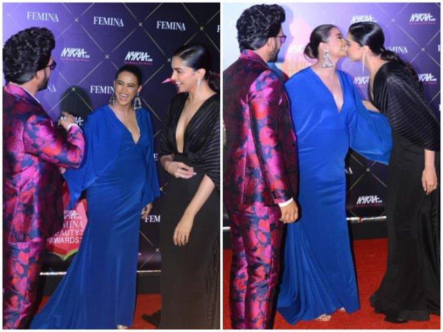 Surveen and deepveer- India TV