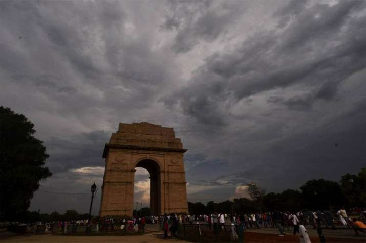 Rainfall likely in Delhi NCR- India TV