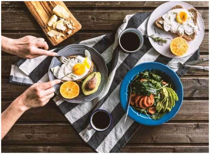 morning breakfast- India TV