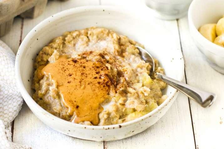 Image result for oats-egg-custard रेसिपी
