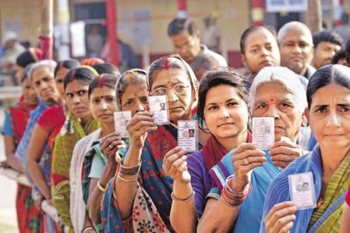 Campaign ends for third phase polling- India TV