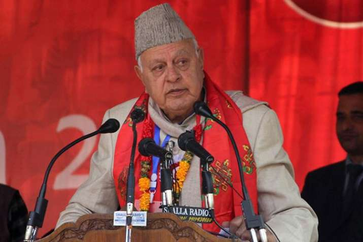 Farooq Abdullah | Facebook- India TV